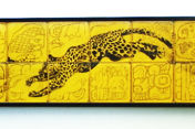18 tile Mexica Jaguar